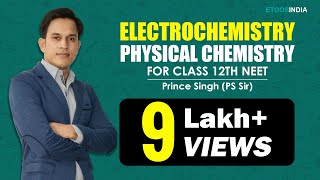 Electrochemistry Video Lecture for NEET by Prince (PS) Sir (www.EtoosIndia.com)
