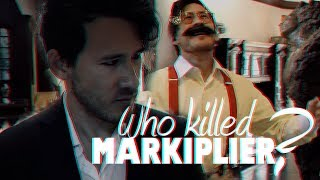 Who killed Markiplier — Devil Can Cry