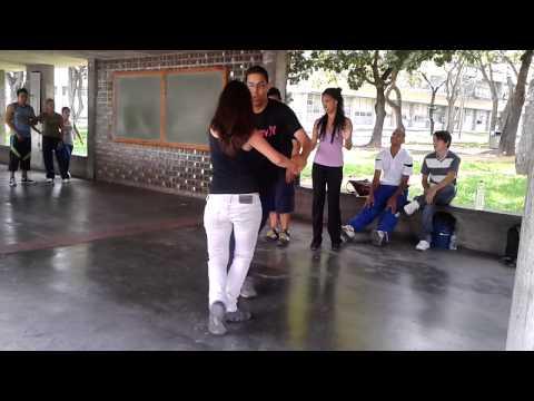 Salsa Casino Tiempo Libre UCV Bailando Social Mafer