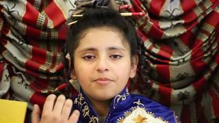 قناة اطفال ومواهب الفضائية كليب الله مااصعب وداعك للنجمة رحمه زيلع