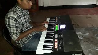 Yamaha PSR S550 Indian tones by Bappi sarker badol