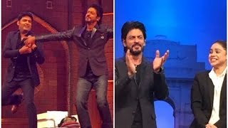 The Kapil Sharma Show | Wow! SRK, Kapil Sharma in Delhi to Shoot the First Episode