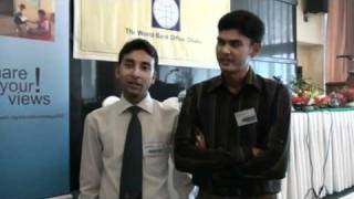 Interview with Students from Dhaka University, Bangladesh