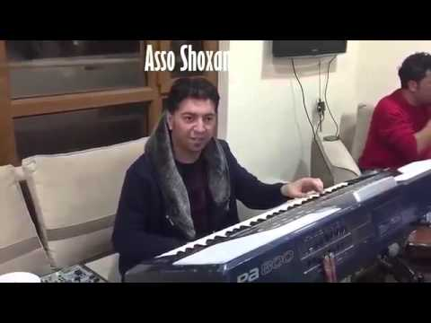 Aram Shaida   New 2016 Shazi Jaw Music Ary Farook   ئــارام شه یدا شازی جــه و