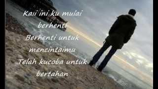 DYGTA - Cinta Aku Menyerah (Lyrics)