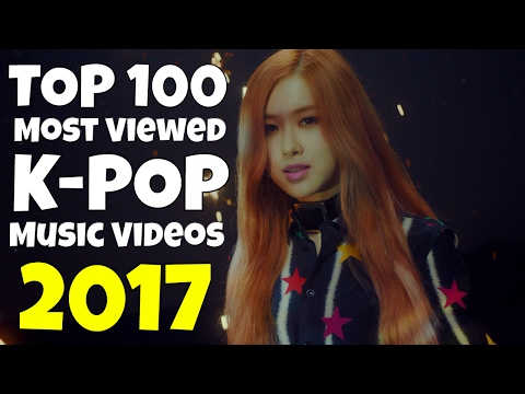 Download [TOP 100] MOST VIEWED K-POP MUSIC VIDEOS • FEBRUARY 2017 On Musiku.PW