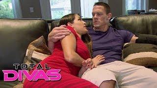 Nikki Bella gives John Cena home decorating advice: Total Divas, December 1, 2013
