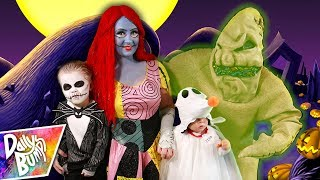 NIGHTMARE BEFORE CHRISTMAS DAILY BUMPS 2017 HALLOWEEN SPECIAL!