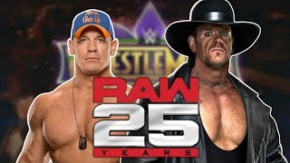 9 Last-Minute WWE Raw 25 Rumours You Need To Know