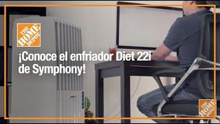 ¡Descubre el enfirador Diet 22i de Symphony!