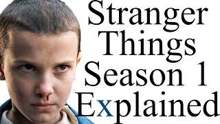 Stranger Things Season 1 Explained