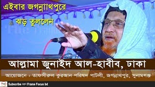 Bangla Waz 2018 । আল্লামা জুনাইদ আল-হাবীব, ঢাকা । Allama Junaid Al Habib