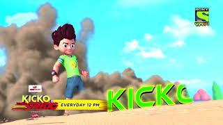 Meet Kicko from Kicko & Super Speedo | Everyday, 12 Noon