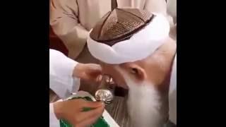 Mery Nabi Ki Zulf Mubarak Ki Ziyart