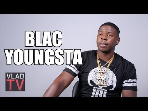 Blac Youngsta on Being Shot 3 Times Younger Brother Getting Murdered