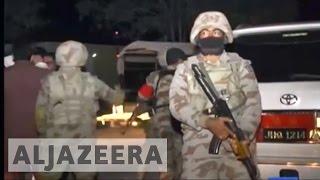 Pakistan: Gunmen storm police training centre in Quetta