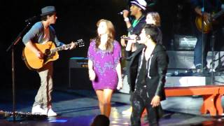 Camp Rock 2 Cast - This Is Our Song - 8/17/10