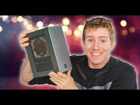 Our Smallest Gaming PC Build EVER Velkase Velka 3