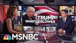 President Donald Trump Phone Call At Center Of Whistleblower Complaint | Velshi & Ruhle | MSNBC