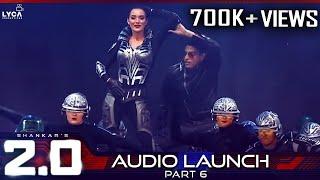 2.0 Audio Launch - Part 6 | Rajinikanth, Akshay Kumar | Shankar | A.R. Rahman