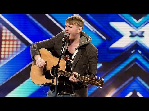 James Arthur's audition - Tulisa's Young - The X Factor UK 2012 Mp3