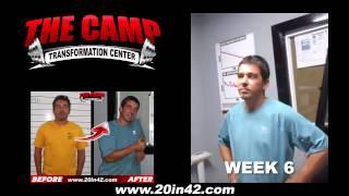 Pasadena Fitness 6 Week Challenge Result -  Christian Roth