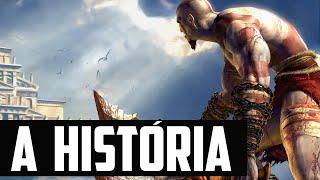 Sessão Spoiler - A História de God of War