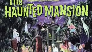 The Haunted Mansion Story! - Disneyland - 1969