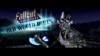 Fallout New Vegas:Old World Blues Gameplay Español parte 1 Llegamos a Big Mountain