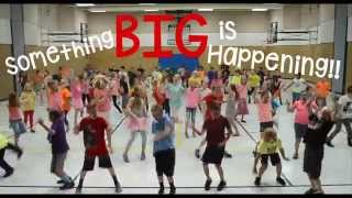 Sage Creek Elementary 6th Graders dance to Shawn Mendes'
