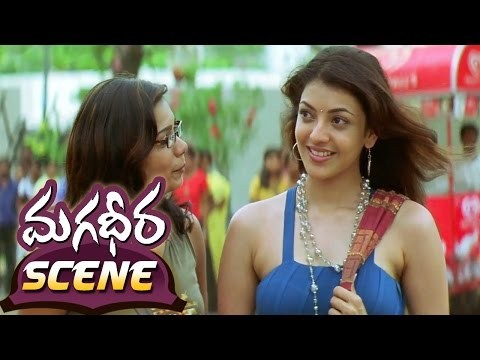 Xxx Mp4 Kajal Aggarwal Teasing Ram Charan In Park Magadheera Telugu Movie 3gp Sex