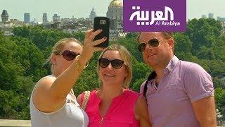 العربية معرفة   مواقع التواصل الاجتماعي .. المحرك الجديد للسياحة