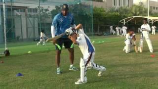 Desert Cubs Cricket Training at JBS