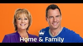 Home & Family Holidays Special | Hallmark HD Movie Channel 2016
