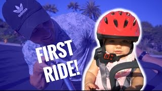 NEW FIDGET SPINNERS AND BABIES RIDE A BIKE FOR THE FIRST TIME