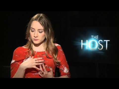 The Host 2013 Exclusive Saoirse Ronan HD Saoirse Ronan Max Irons