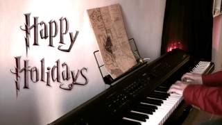 Magic Christmas Medley (Harry Potter + Home Alone Piano Cover)