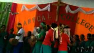 Ursuline college maheshpur annual day 2012    by selima begum