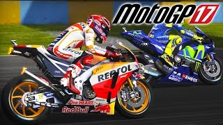 MotoGP 17 - Marquez Gameplay