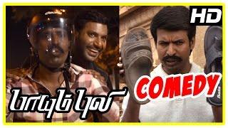 Paayum Puli Comedy Scenes | Paayum Puli Tamil Movie | Vishal | Soori | Kajal Aggarwal