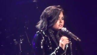 Jingle Ball - Demi Lovato - For You Live - 12/3/15 - Oakland, CA - [HD]