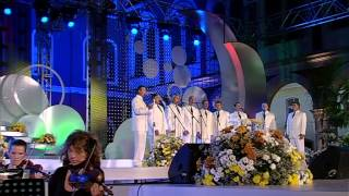Klapa Sv. Juraj HRM - Uvijek ću te voljeti (Split 2011)