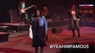 Tasha Cobbs & Mary Mary perform Live in Concert MLK Celebration 2018