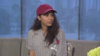 Breakout artist Alessia Cara promotes latest album