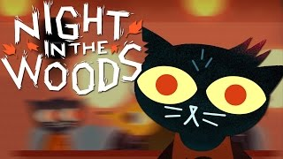 CONFESSIONS OF A COLLEGE DROPOUT   Night in the Woods [1]