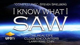 UFOs: I KNOW WHAT I SAW - 2016 Best UFO HD Movie UFOTV®