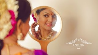 A Grand Guruvayoor Wedding of Sreeshma & Nithin by Eyebrow Weddings