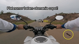#90 Part 1   All New CB150R dan All New Supra GTR 150   Test Ride and Review