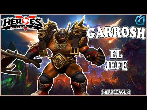 Xxx Mp4 Grubby Heroes Of The Storm Garrosh El Jefe HL 2018 S3 Braxis Holdout 3gp Sex