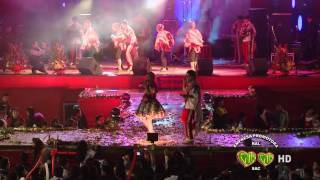 YERITZA CORAZON - RONCITO Y CERVEZA - FULL HD - PRODUCCIONES AMOR AMOR - CONCIERTO 2016